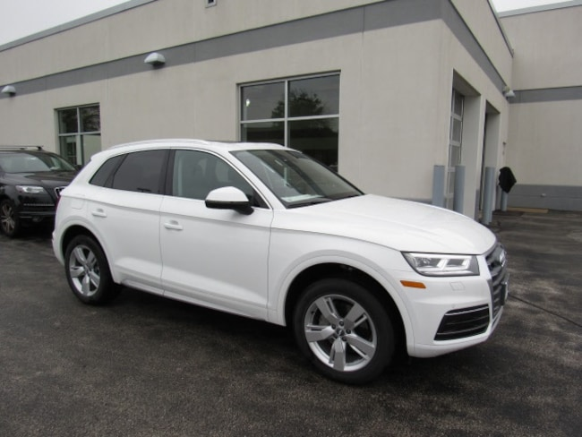 New 2018 Audi Q5 2.0T Premium Plus SUV for sale near Milwaukee in Brown Deer, WI
