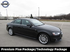 Pre-owned 2015 Audi A4 2.0T Premium (Tiptronic) Sedan for sale near Milwaukee