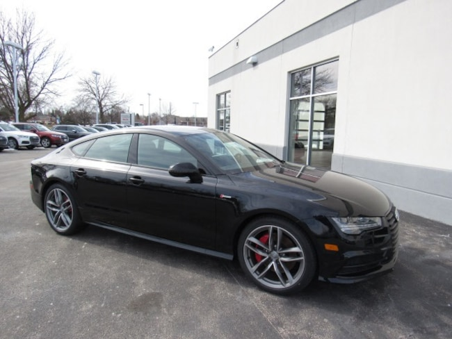 New 2018 Audi A7 3.0T Premium Plus Hatchback For Sale/Lease near Milwaukee in Brown Deer, WI