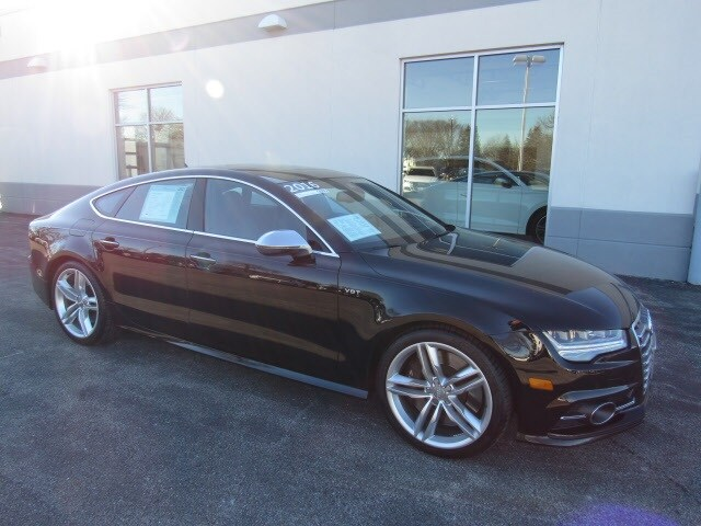 צעיר Certified Pre-Owned Used 2016 Audi S7 Milwaukee | Brown Deer WI VI-93