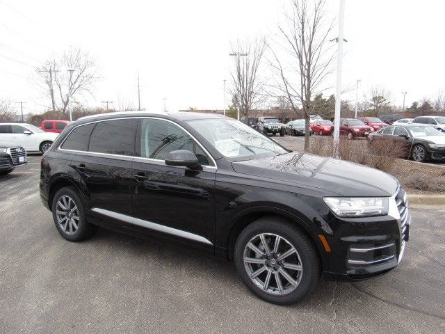 New 2019 Audi Q7 3.0T Premium Plus SUV for sale near Milwaukee
