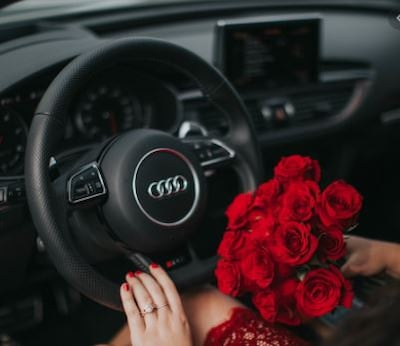 Make your Audi your Valentine