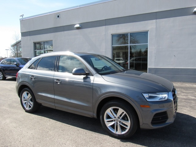 2016 Audi Q3 2.0T Premium Plus SUV for sale near Milwaukee