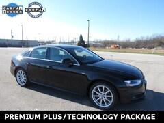 Pre-owned 2016 Audi A4 2.0T Premium (Tiptronic) Sedan for sale near Milwaukee