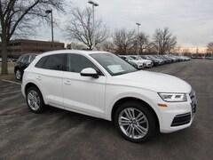 New 2018 Audi Q5 2.0T Tech Premium SUV 418816 WA1BNAFY9J2228205 for sale near Milwaukee