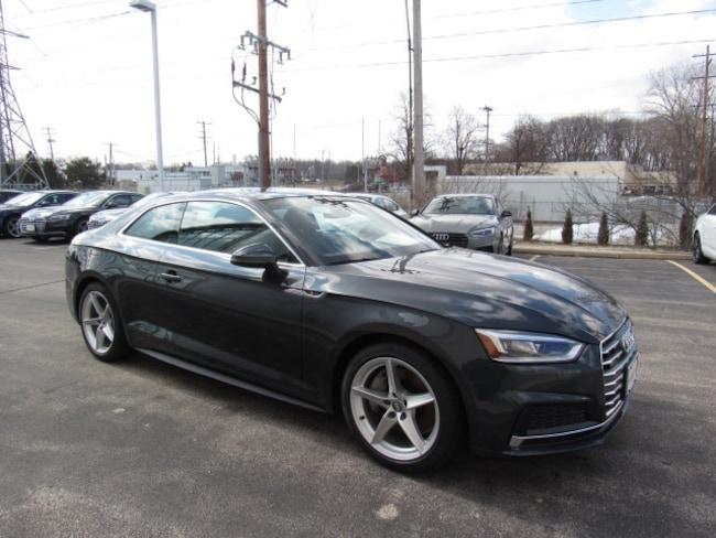 New 2019 Audi A5 2.0T Premium Coupe for sale near Milwaukee in Brown Deer, WI