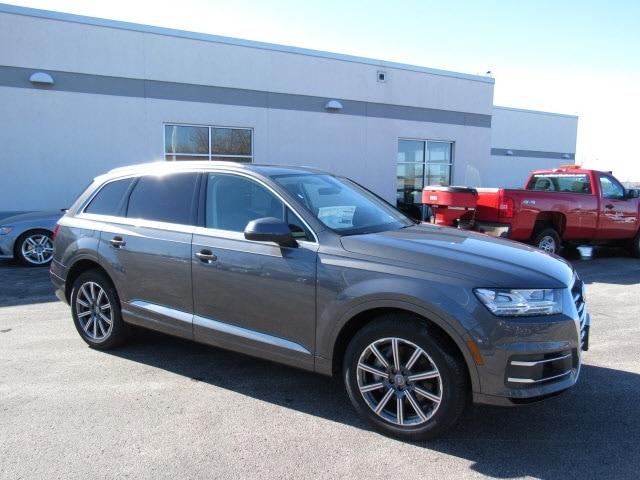 New 2019 Audi Q7 3.0T Premium Plus SUV for sale near Milwaukee