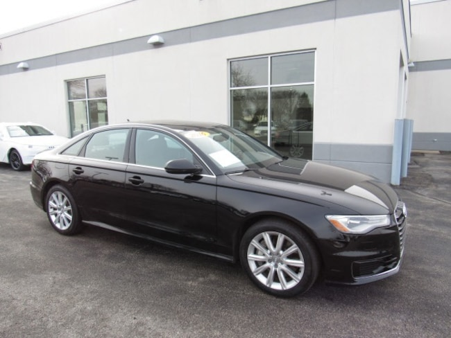 2016 Audi A6 2.0T Premium Sedan for sale in Brown Deer