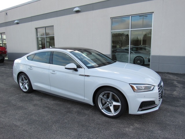 New 2019 Audi A5 2.0T Premium Plus Sportback for sale near Milwaukee