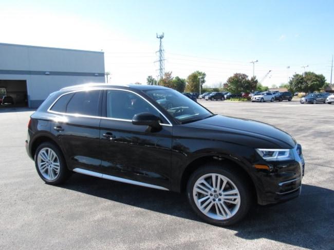 New 2018 Audi Q5 2.0T Prestige SUV for sale near Milwaukee in Brown Deer, WI