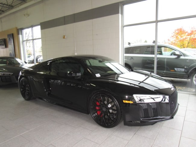 New 2018 Audi R8 5.2 V10 Coupe for sale near Milwaukee in Brown Deer, WI