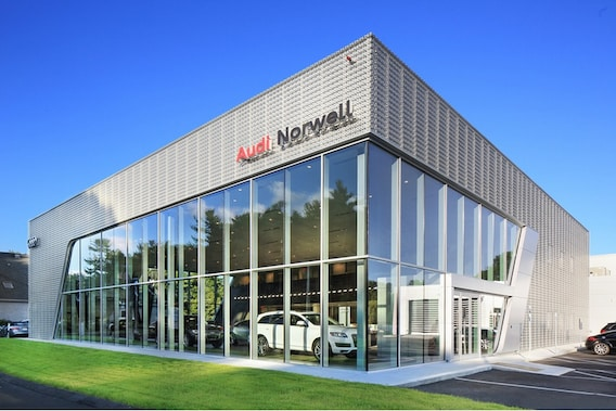 Welcome To The AllNew And Fabulous Audi Norwell A Facility Worth - Audi norwell