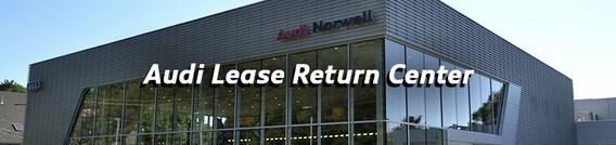Return Your Audi Audi Norwell Norwell MA - Audi norwell