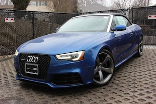 2014 Audi RS 5 4.2 Cabriolet