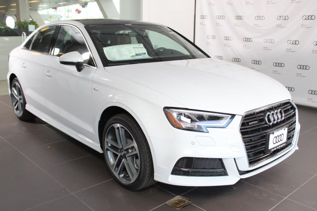 2019 Audi A3 2.0T Premium Plus Sedan
