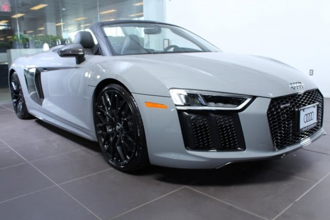 New 2018 Audi R8 For Sale At Audi Arlington Vin Wua4bcfx5j7902382