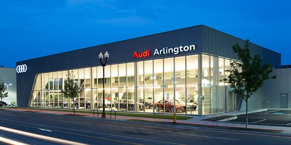 Audi Of Arlington >> About | Audi Arlington