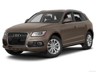 2014 Audi Q5 Premium plus Sport Utility Vehicle