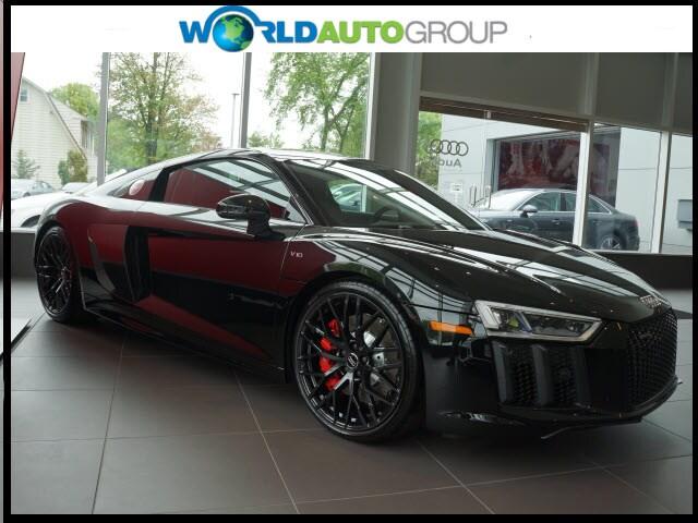 2018 Audi R8 5.2 V10 AWD 5.2 quattro V10  Coupe
