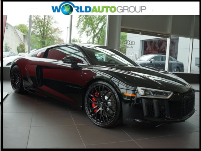 New 2018 Audi R8 V10 For Sale Bridgewater Nj Wuaeaafx8j7900427