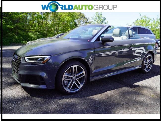 2019 Audi A3 2.0T Premium Plus Quattro AWD 2.0T quattro Premium Plus  Convertible