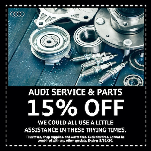 Audi Repair Center Near Bedminster, NJ