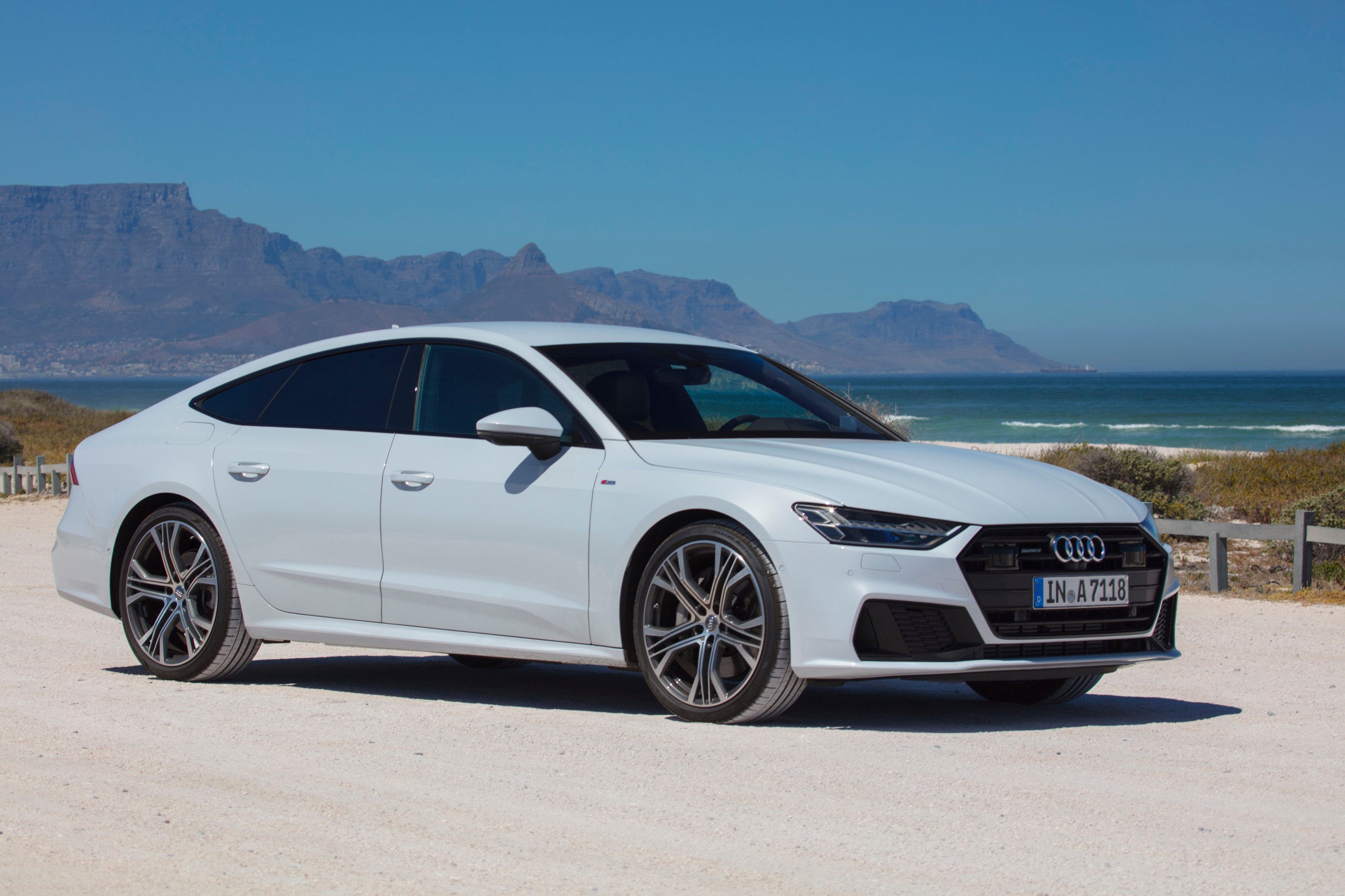 An Inside Look At The 2019 Audi A7 Sportback