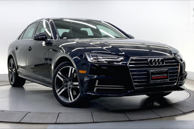 Used Audi A4 Beverly Hills Ca