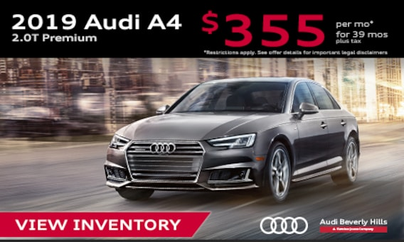 Audi Beverly Hills: New & Used Audi Dealer in Beverly Hills