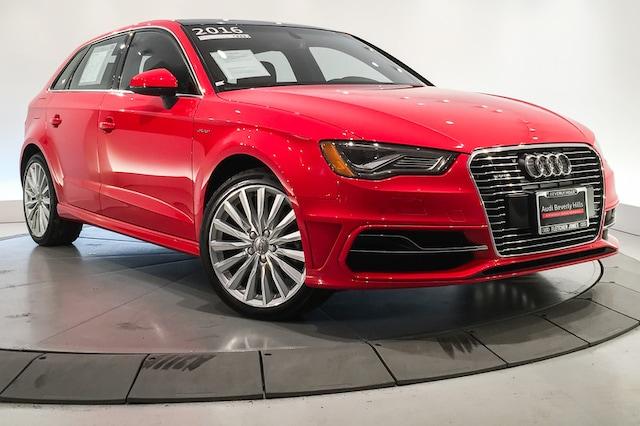 2016 Audi A3 e-tron 4dr HB Premium Plus Sportback For Sale in Beverly Hills, CA