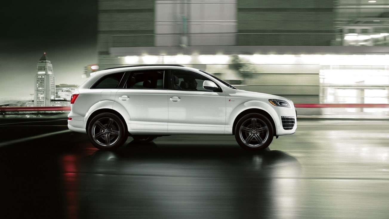 Audi Beverly Hills The Perfect Family SUV With Rd Row Seating You - Audi 3rd row