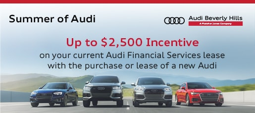 Audi Financial Services >> Audi Finance Specials Special Financing Options From Audi