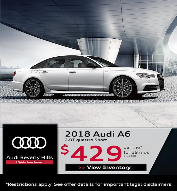 Audi Beverly Hills New Audi Used Car Dealer In Beverly Hills Ca