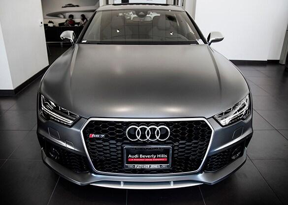 Audi Beverly Hills A Fletcher Jones Company Beverly Hills - Audi beverly hills