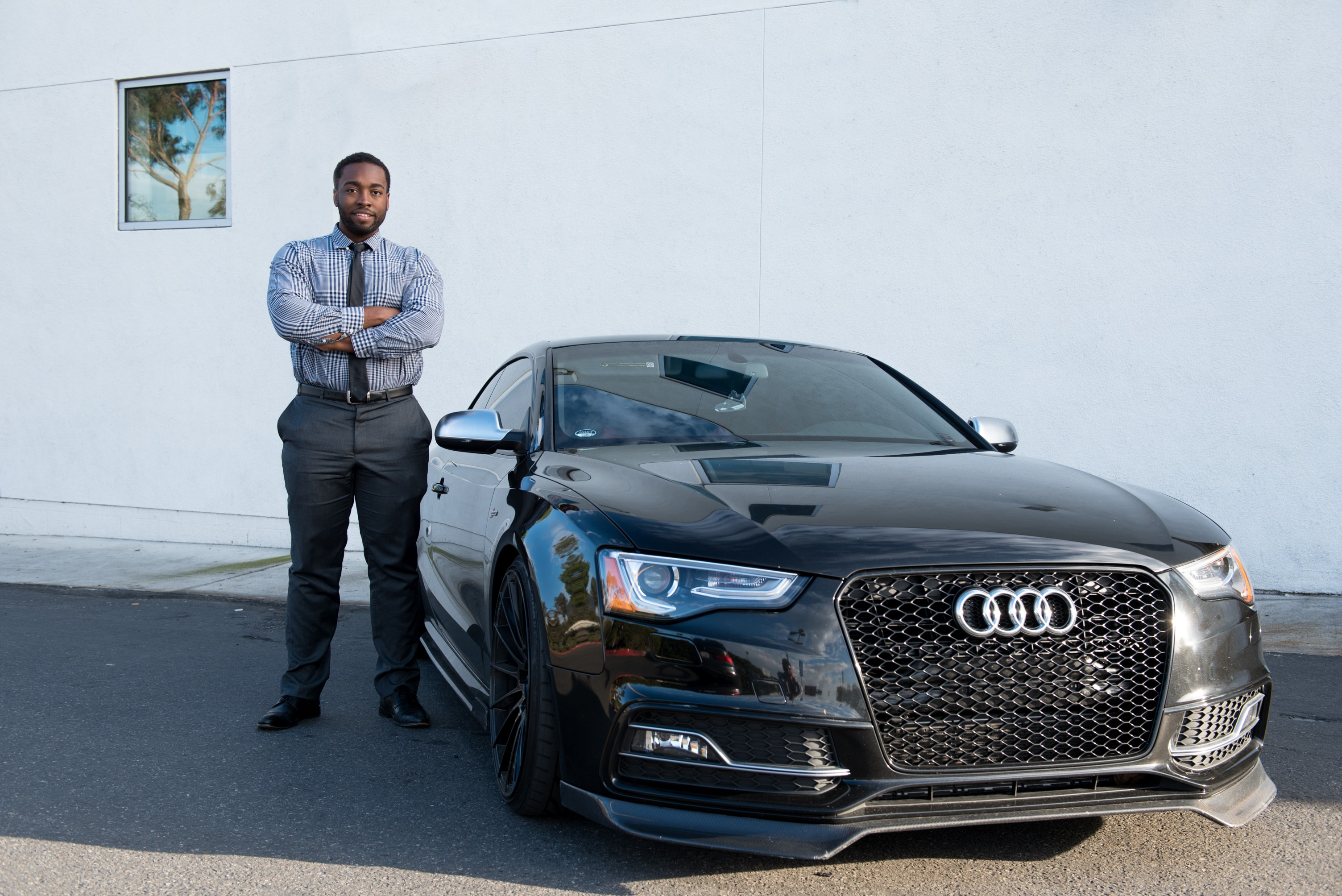 Audi Beverly Hills Audi Beverly Hills January Employee Spotlight - Harper audi
