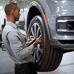 Wheel Alignment Special - 4 Tires