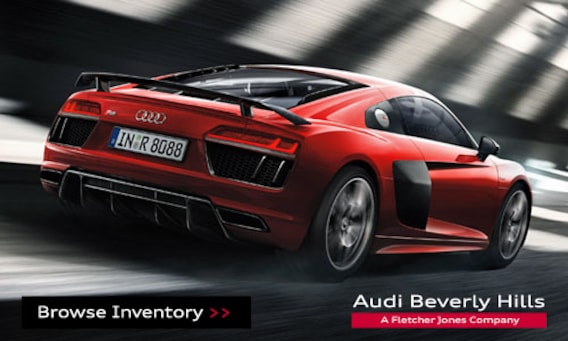New Audi R8 for Sale in Beverly Hills, CA | Audi Beverly Hills