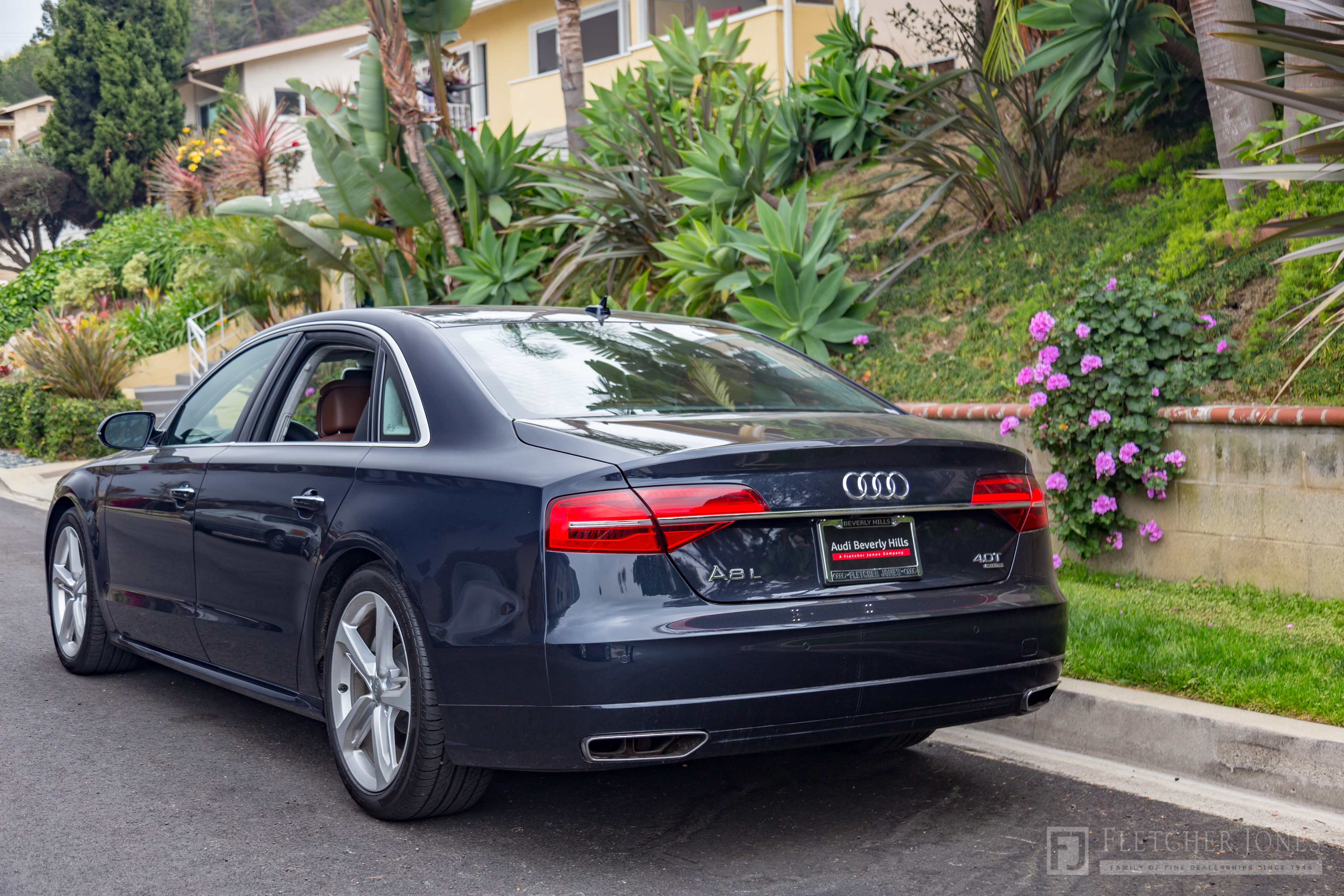 Audi A8 Is The World Luxury Car 2018 Audi Beverly Hills
