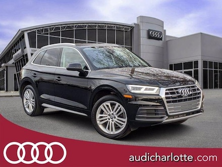 Featured pre-owned 2018 Audi Q5 2.0 Tfsi Prestige Sport Utility for sale in Charlotte, NC