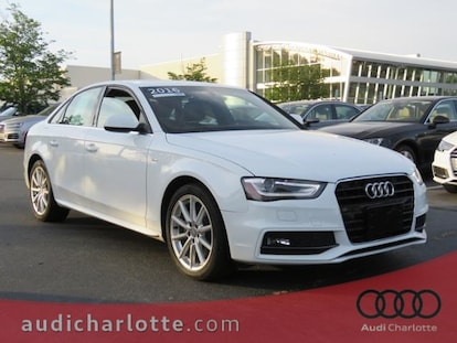 Used 2016 Audi A4 For Sale | Matthews NC Serving Charlotte & Northlake |  WAUEFAFL2GN011538