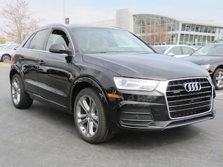Certified Pre-Owned 2016 Audi Q3 2.0T Premium Plus SUV for Sale in Matthews, NC