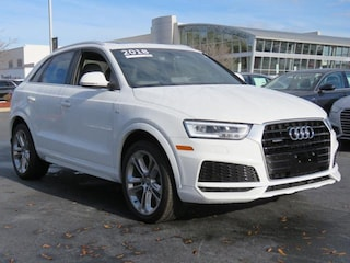 Certified Pre-Owned 2018 Audi Q3 2.0T SUV WA1JCCFS5JR030284 for Sale in Matthews, NC