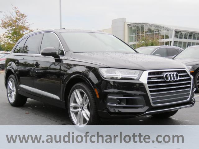 New Audi Q Charlotte Northlake Area New Audi SUV - 2018 audi suv