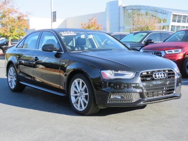 Used Used Audi A Charlotte Area Used Audi Dealer - Used audi a4