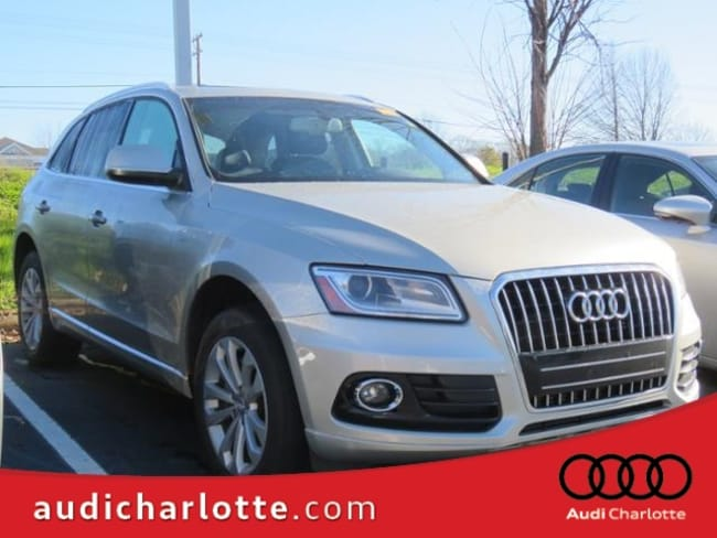 2014 Audi Q5 2.0T Premium Plus SUV for sale in Charlotte NC