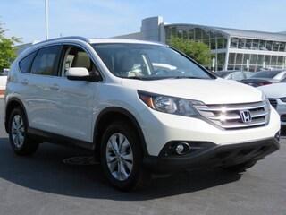 2012 Honda CR-V EX-L AWD SUV 5J6RM4H71CL078028 Charlotte