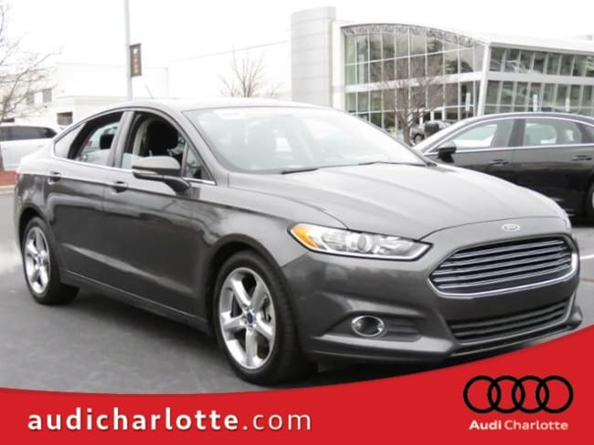2016 Ford Fusion SE Sedan for sale in Charlotte NC