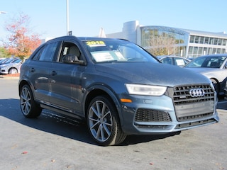 Certified Pre-Owned 2018 Audi Q3 2.0T SUV WA1JCCFS4JR016375 for Sale in Matthews, NC