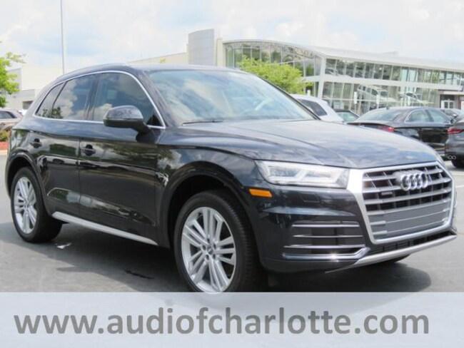 2018 Audi Q5 2.0T Premium Plus SUV WA1BNAFY2J2164606 Charlotte
