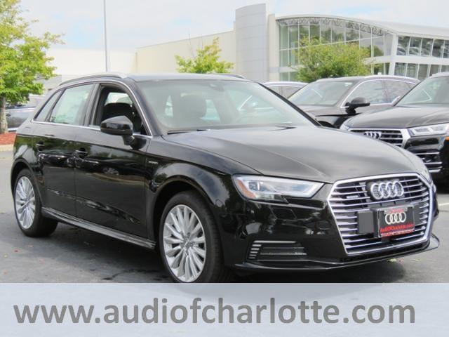 New Audi A Etron Charlotte Northlake Area New Audi - Audi a3 etron